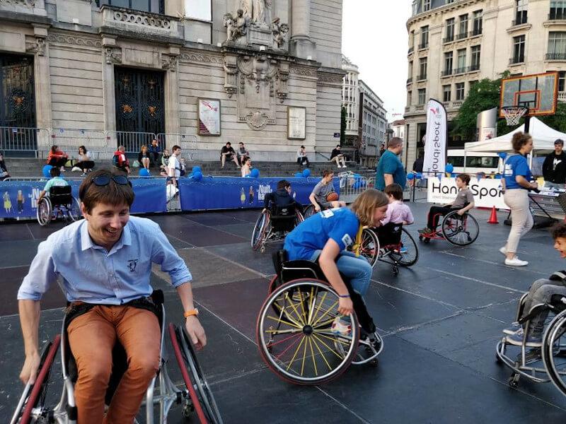 La Nuit du handicap à Issoire